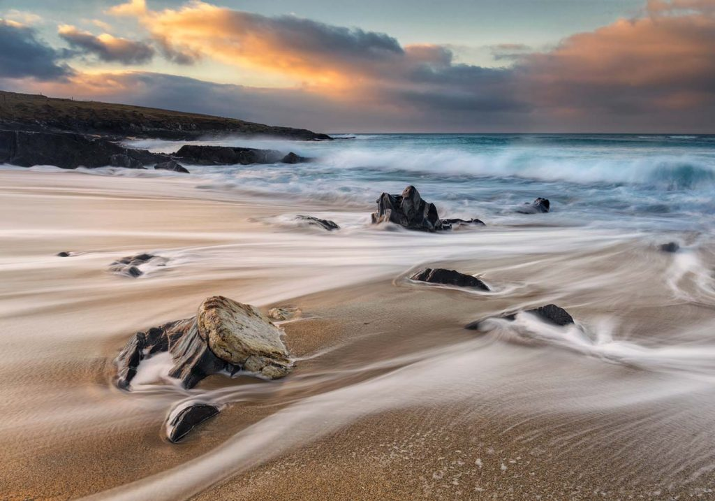 Traigh Bheag , Isle of Harris, Outer Hebrides, Scotland