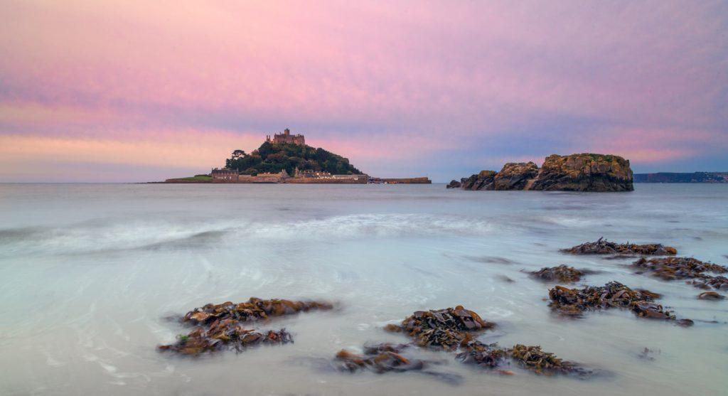 St Michael's Mount, Cornwall, Melvin Nicholson Photography