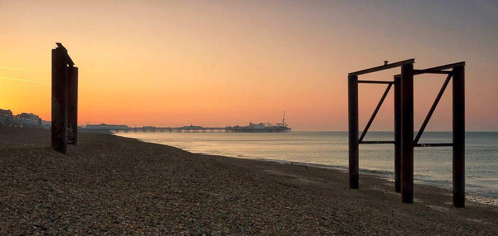 Brighton Pier, East Sussex, Melvin Nicholson Photography