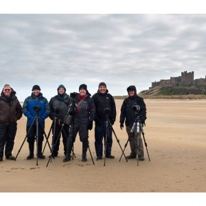 Castles and Coastlines, Northumberland Workshops