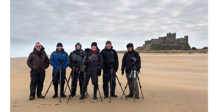 Happy Clients, Bamburgh Castle