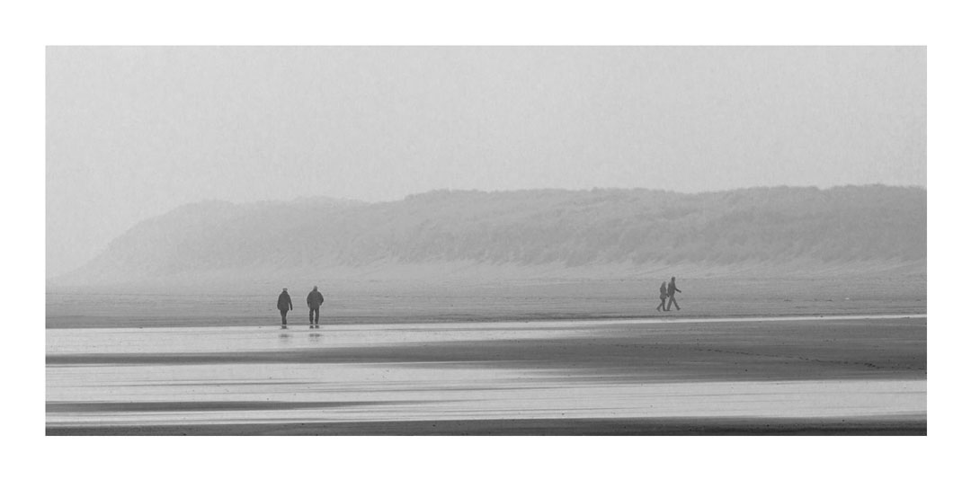 Ghostly Figures, Bamburgh