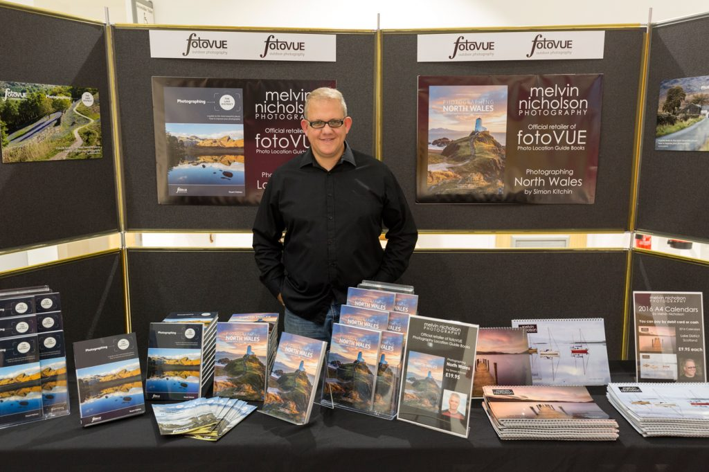 fotoVUE Outdoor Photography, Melvin Nicholson at the Big Speaker Event 2015, Preston