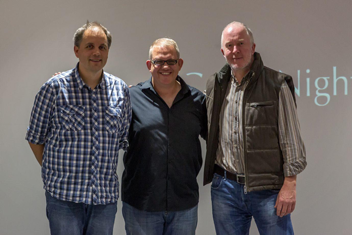 Big Speaker Event with David Clapp, Mark Littlejohn and Melvin Nicholson