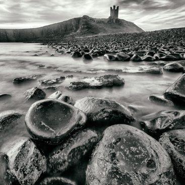Dunstanburgh Castle, Embleton Bay, Northumberland
