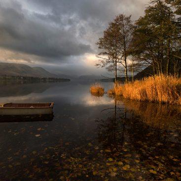 Sunrise at Pooley Bridge, Ullswater, Lake District
