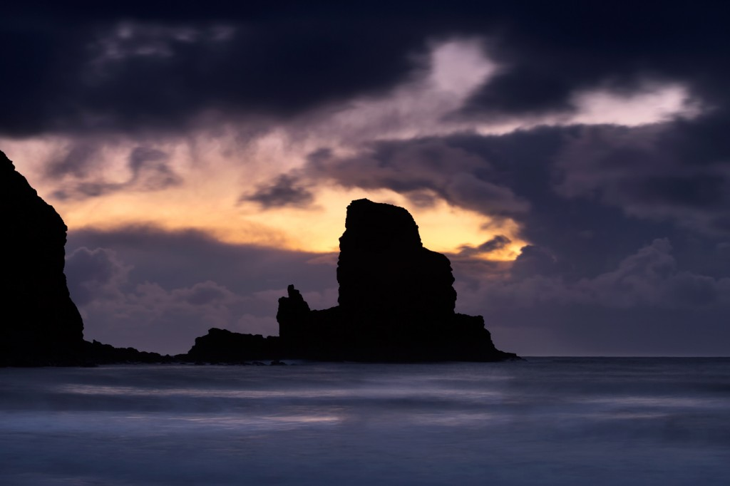 Sea Stack, Talisker Bay, Isle of Skye