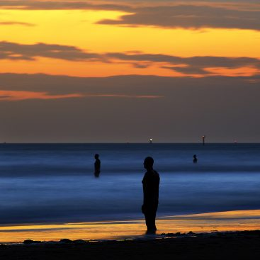 Another Place, Crosby Beach, Merseyside