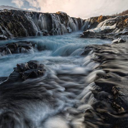 Brúarfoss, Biskupstungur, Iceland