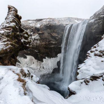 Skógafoss Waterfall, Iceland
