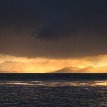 Stunning Sunrise Over Llandudno, North Wales