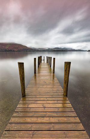 Ashness Pier, Derwentwater, Lake District, Melvin Nicholson Photography