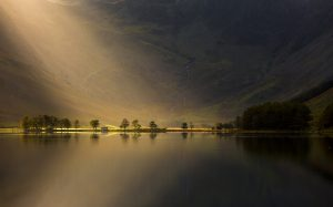 Nature's Torhchlight, Buttermere, Lake District