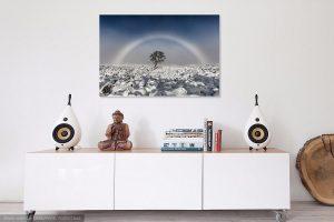 Aluminium Print 90cm x 60cm - Limited Edition