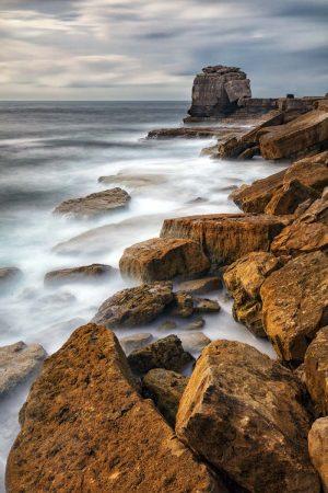 Pulpit Rock, Portland Bill, Jurassic Coast, Dorset