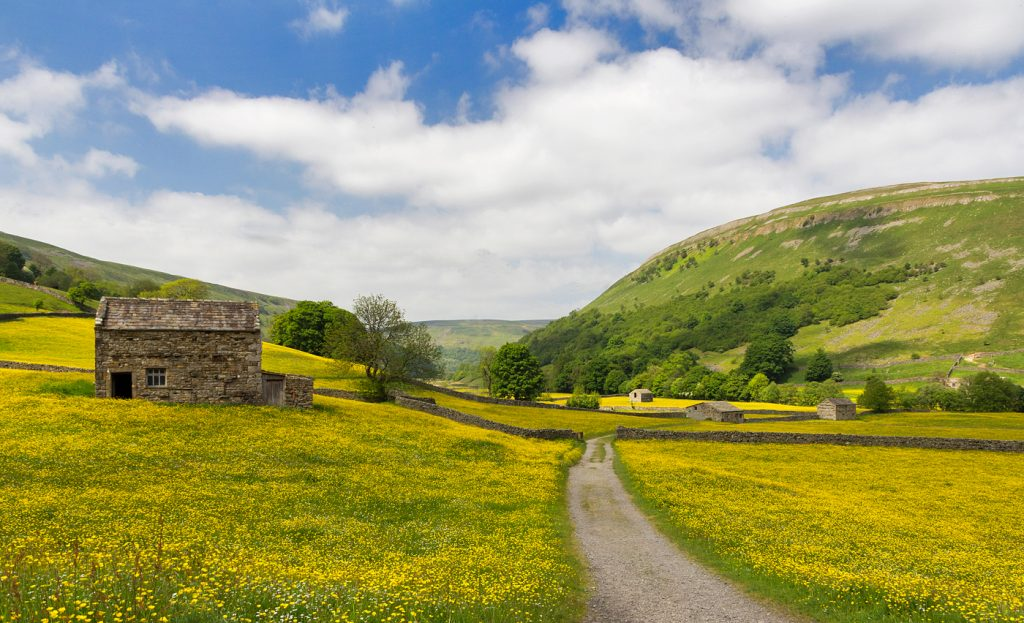 Muker Stone Barns, Yorkshire Dales