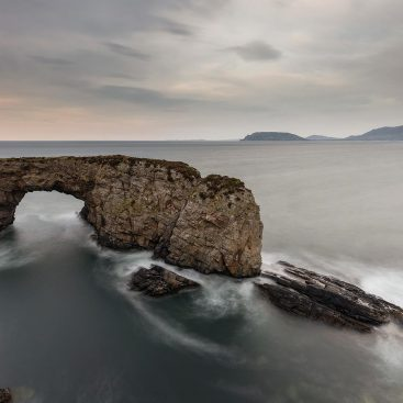Great Pollett Sea Arch, County Donegal, Ireland