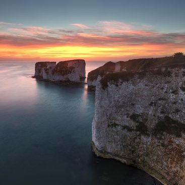 Old Harry Rocks, Handfast Point, Dorset.