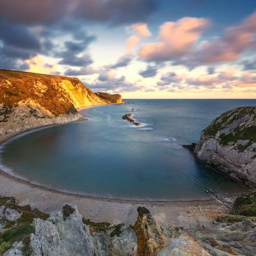 Man of War Bay, Dorset