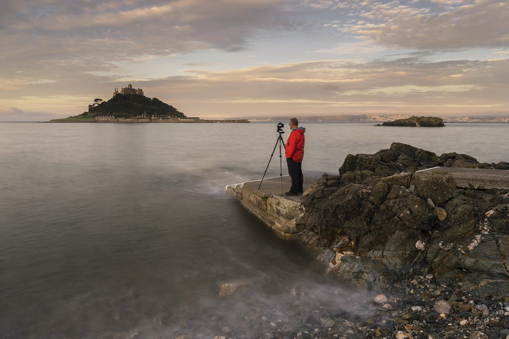 6am Sunrise Shoot, St Michael's Mount, Cornwall