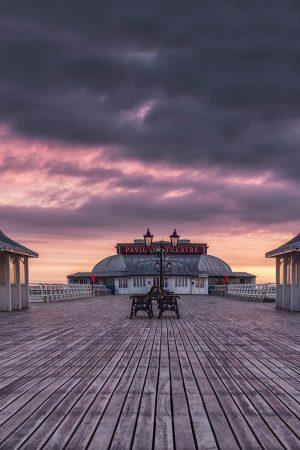 Cromer Pier, Norfolk, Helen Storer Photography, Melvin Nicholson Photography