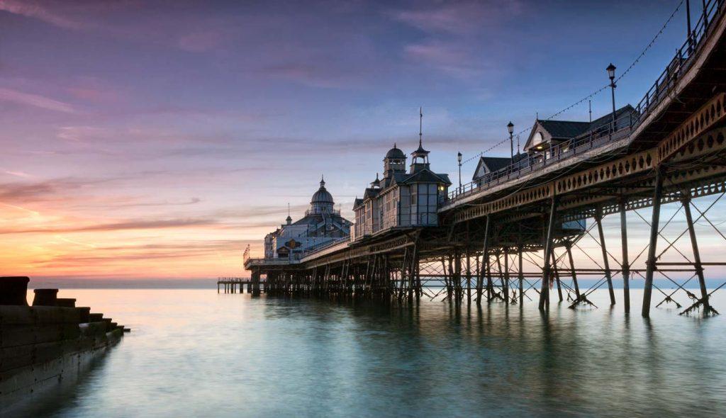 Eastbourne Pier, East Sussex, Melvin Nicholson Photography