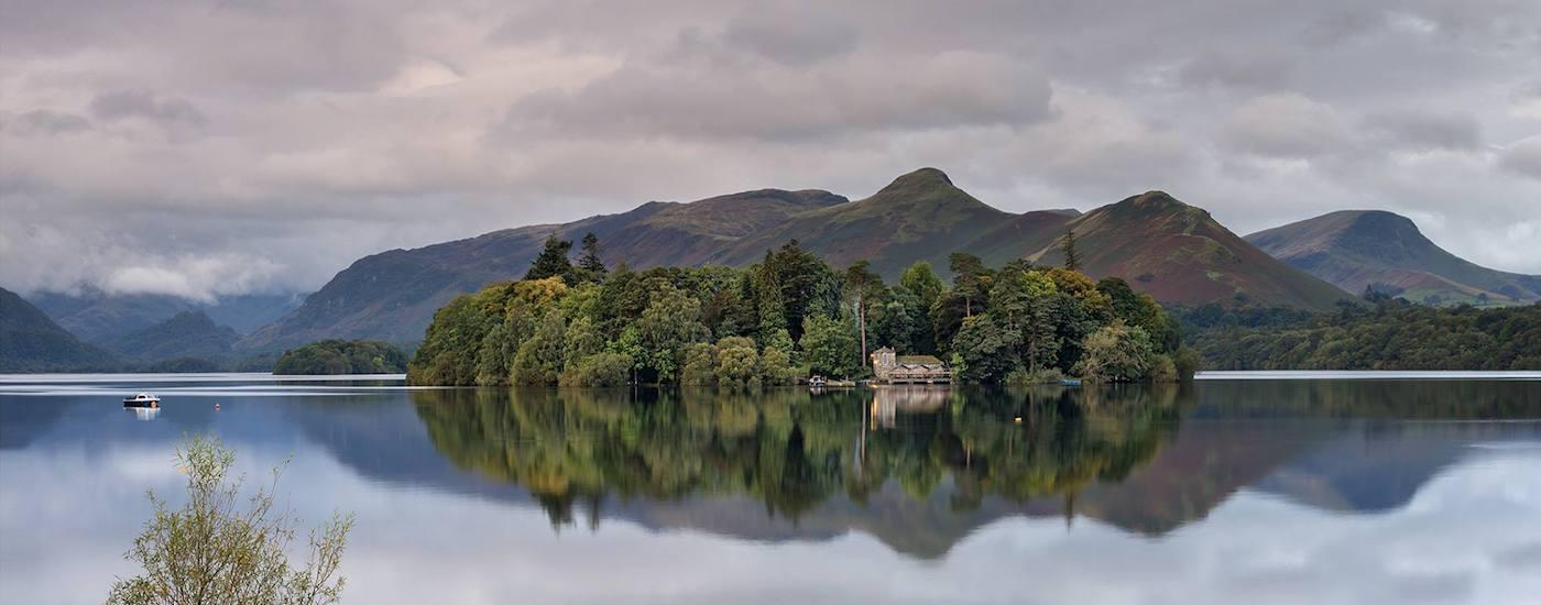 Crow Park, Derwentwater, Lake District