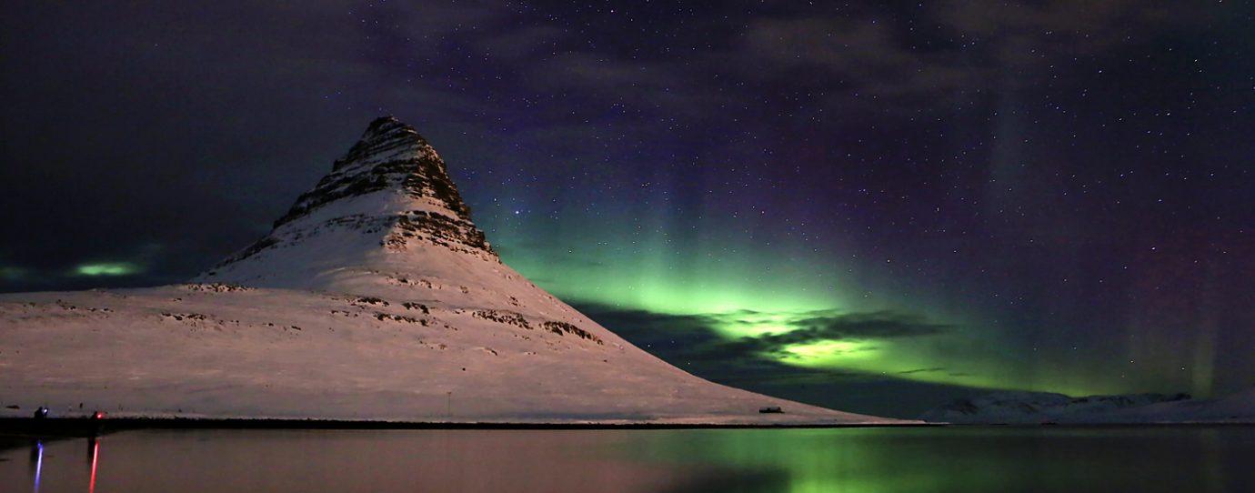 Kirkjufell, Snæfellsnes Peninsula, Iceland