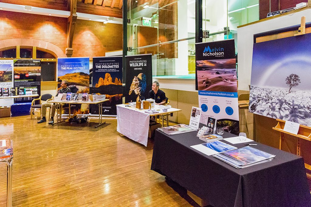 Event Sponsors Fotospeed, Fotovue, Nisi Filters and Melvin Nicholson Photography