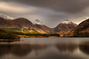 Lochan Urr, Glen Etive, Scotland