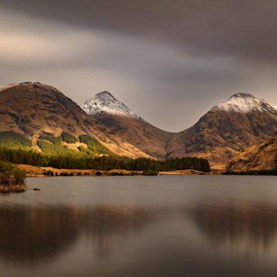 Lochan Urr, Glen Etive, Rannoch Moor, Glencoe, Scotland - Melvin Nicholson Photography