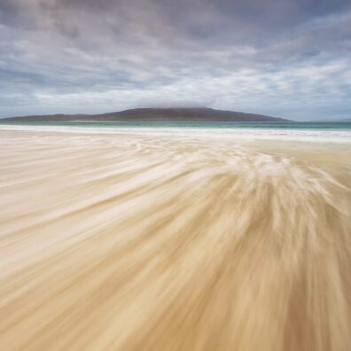 Luskintyre Beach, Isle of Harris, Outer Hebrides, Scotland