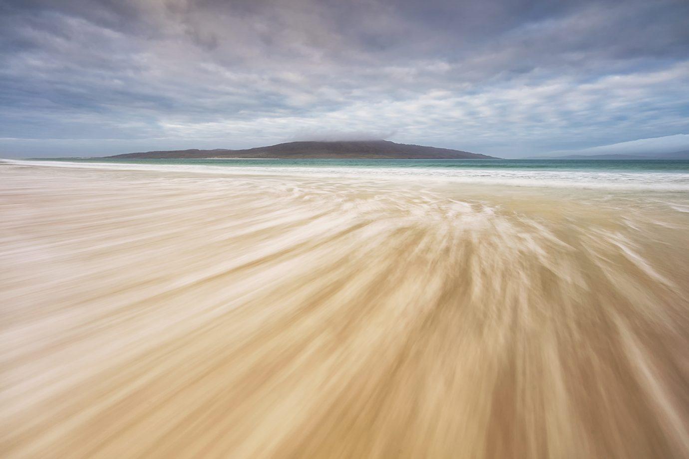 Luskintyre Beach, Isle of Harris, Outer Hebrides, Scotland