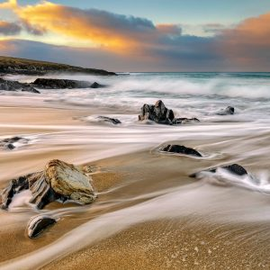 Traigh Bheag, Isle of Harris, Outer Hebrides, Scotland