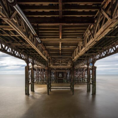 Central Pier, Blackpool, Fylde Coast, Lancashire, Long Exposure Workshop