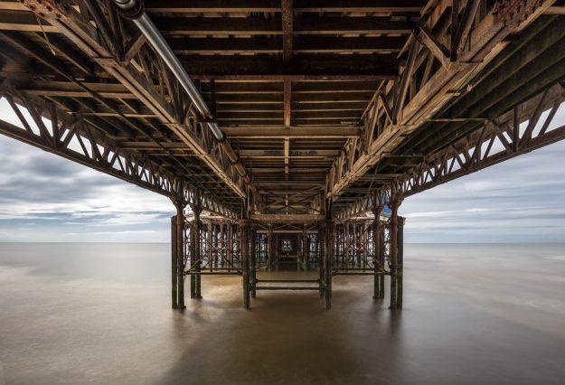 Central Pier, Blackpool, Fylde Coast, Lancashire, Long Exposure Workshop