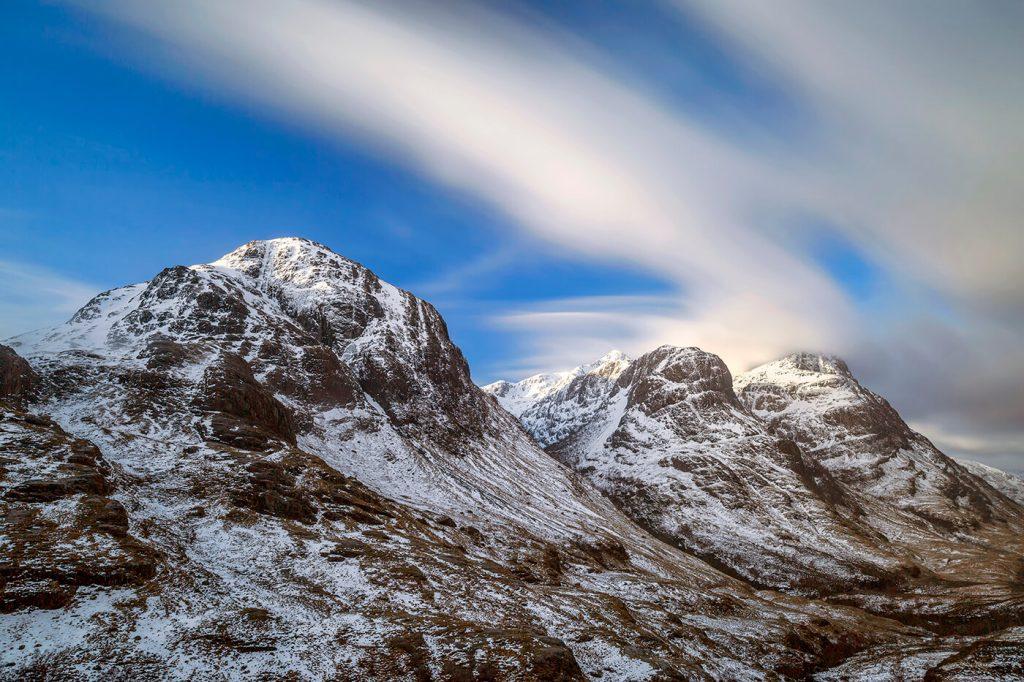 Three Sisters, Glencoe, Scotland