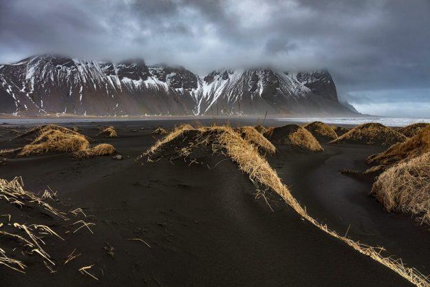 Vestrahorn, Hofn, Iceland