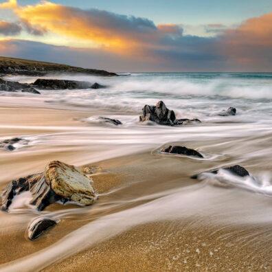 Traigh Bheag (The Small Beach), Isle of Harris, Outer Hebrides, Scotland