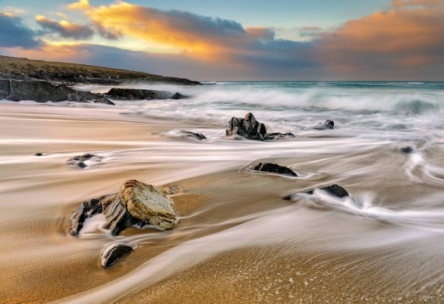 Traigh Bheag (The Small Beach), Isle of Harris, Outer Hebrides, Scotland