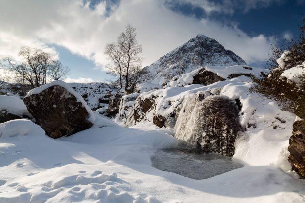 Buachaille Etive Mòr, Rannoch Moor, Glencoe, Scotland