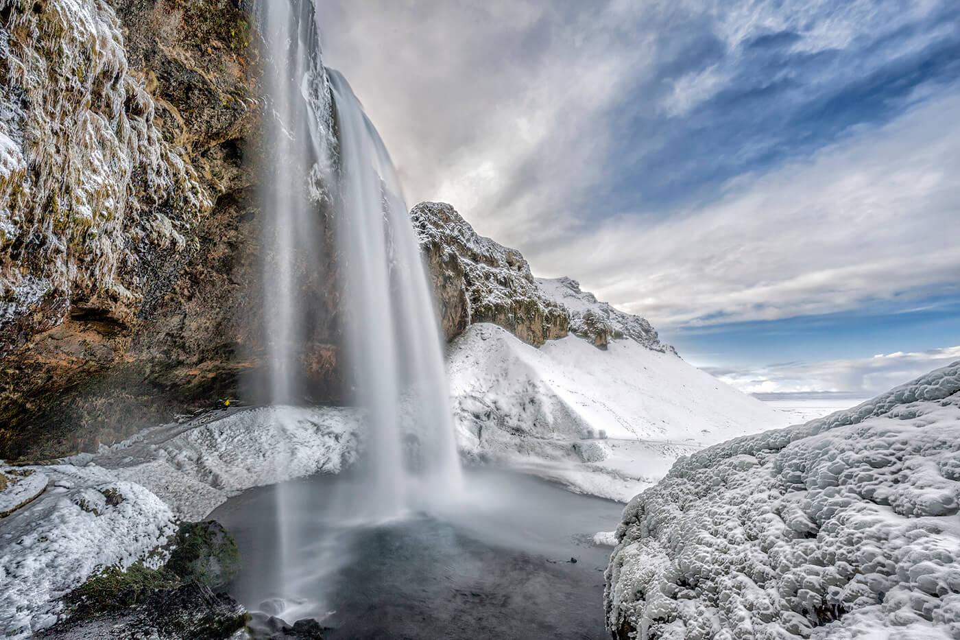 Sejlandsfoss, Iceland