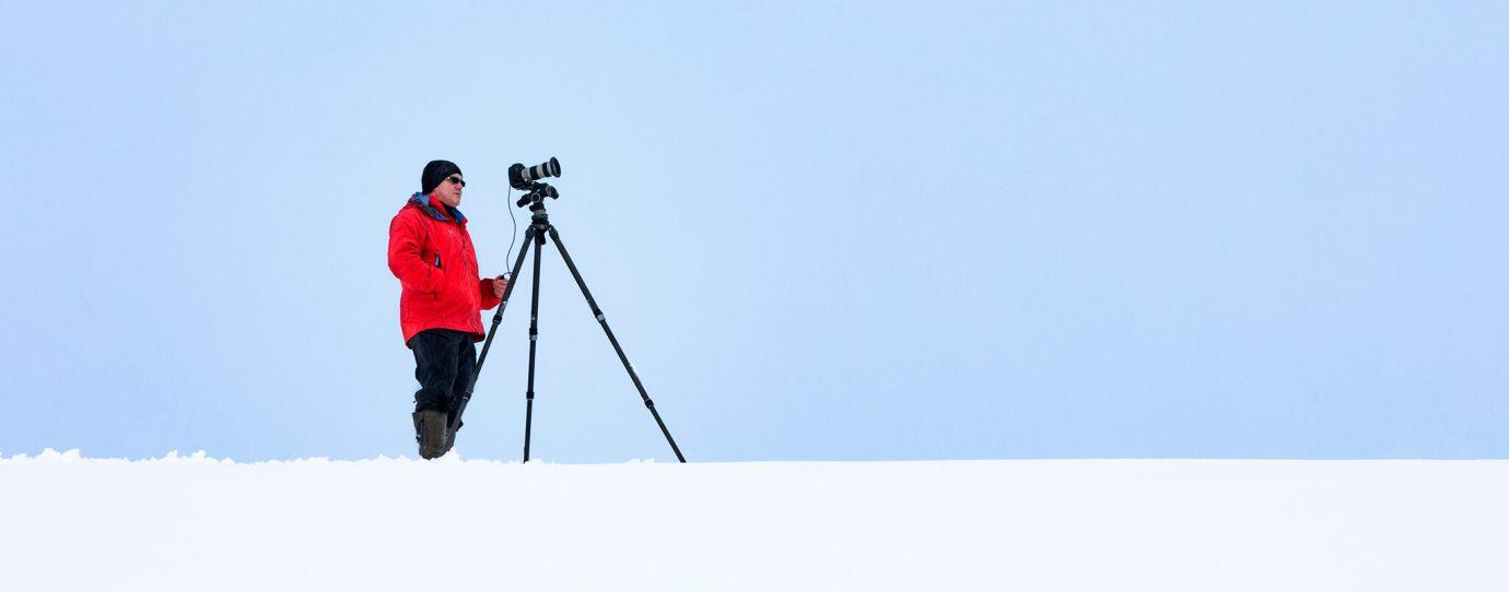 Melvin Nicholson - landscape photographer