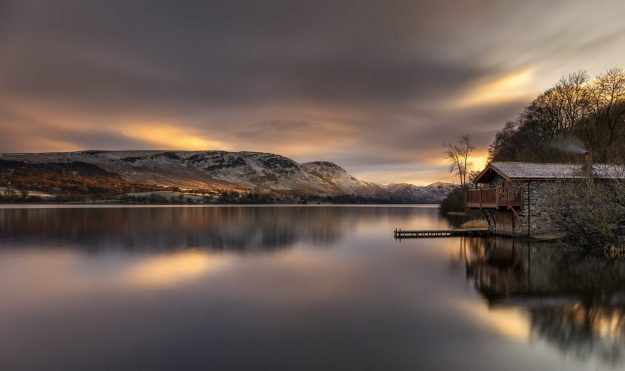 Duke of Portland Boathouse, Ullswater, Lake District