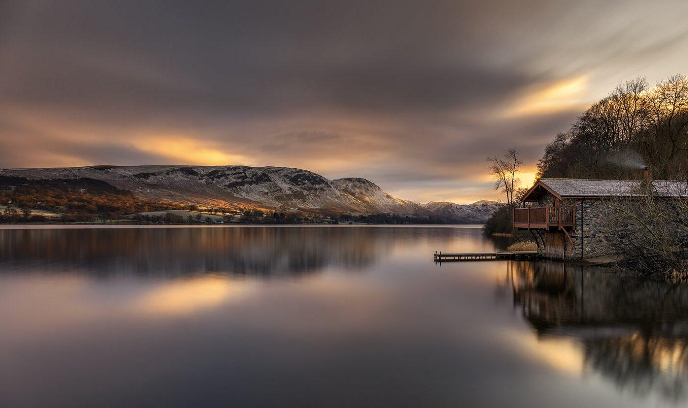 Duke of Portland Boathouse, Ullswater, Lake District