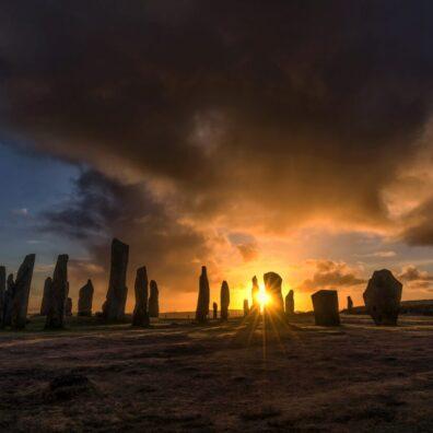 Sunrise, Callanish Standing Stones, Isle of Lewis, Outer Hebrides