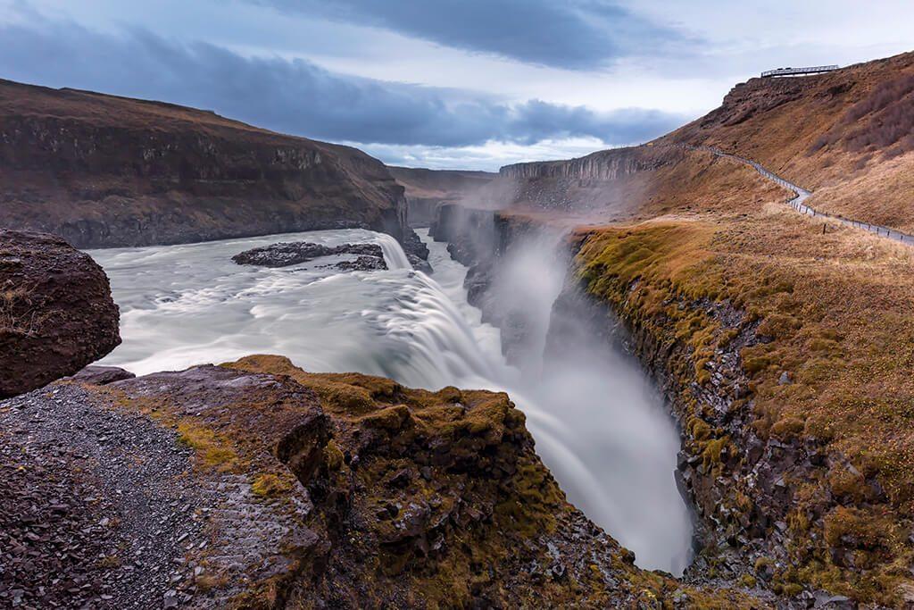 Gullfoss, Golden Circle, Iceland