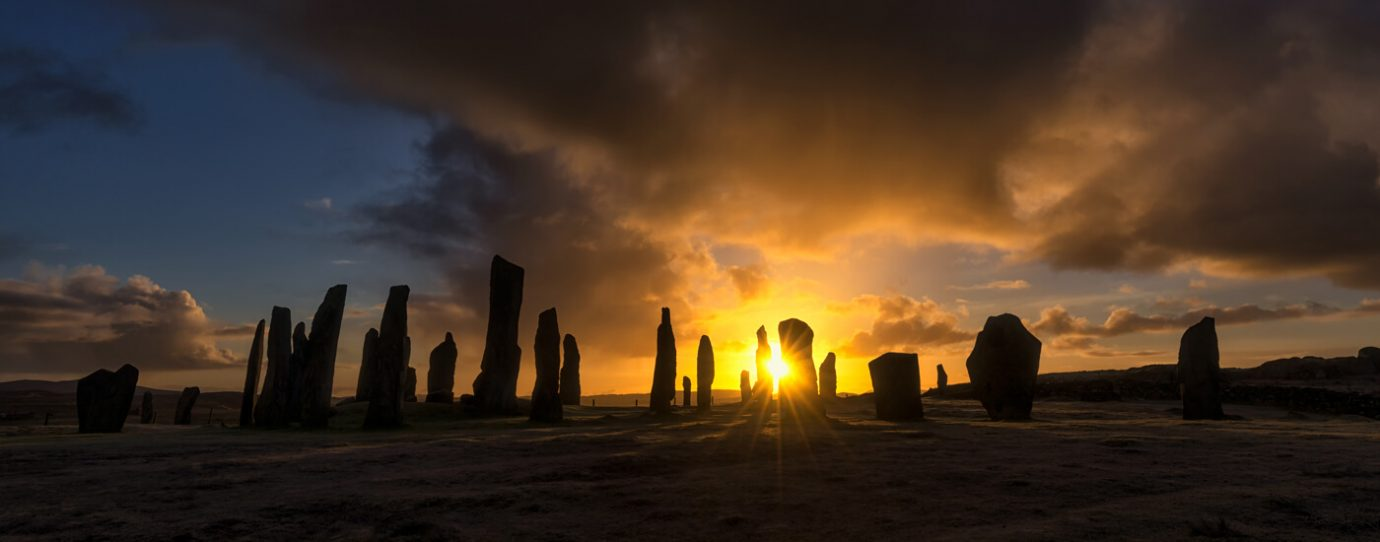 Standing stones - Outer Hebrides
