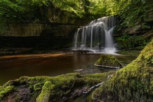 Cauldron Falls, West Burton, Yorkshire Dales