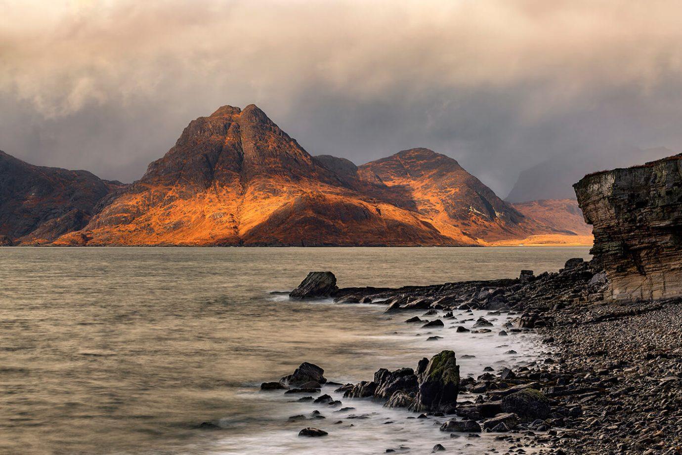 Sgurr na Stri from Elgol, Isle of Skye